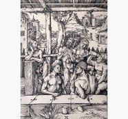 albrecht-durer-the-bathhouse